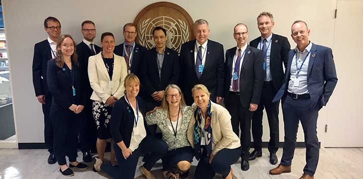 Swedish Initiatives for Agenda 2030, alla deltagare