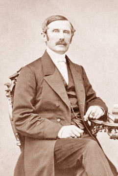 J. A. Gripenstedt (1813-1874)